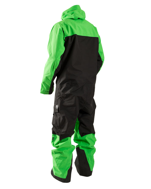 TOBE Tiro Insulated Mono Suit, Classic Green - Back