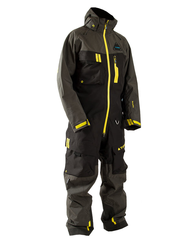 TOBE Tiro Insulated Mono Suit, Dark Ink - Front