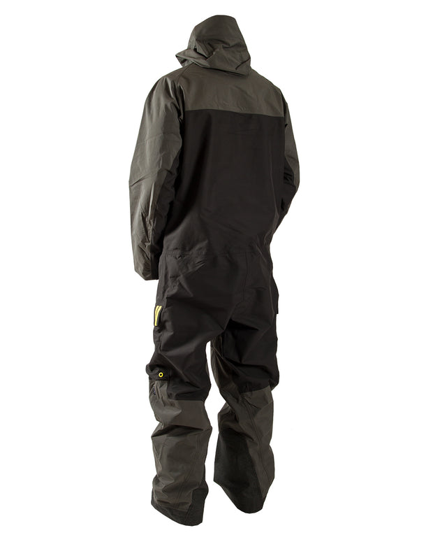 TOBE Tiro Insulated Mono Suit, Dark Ink - Back