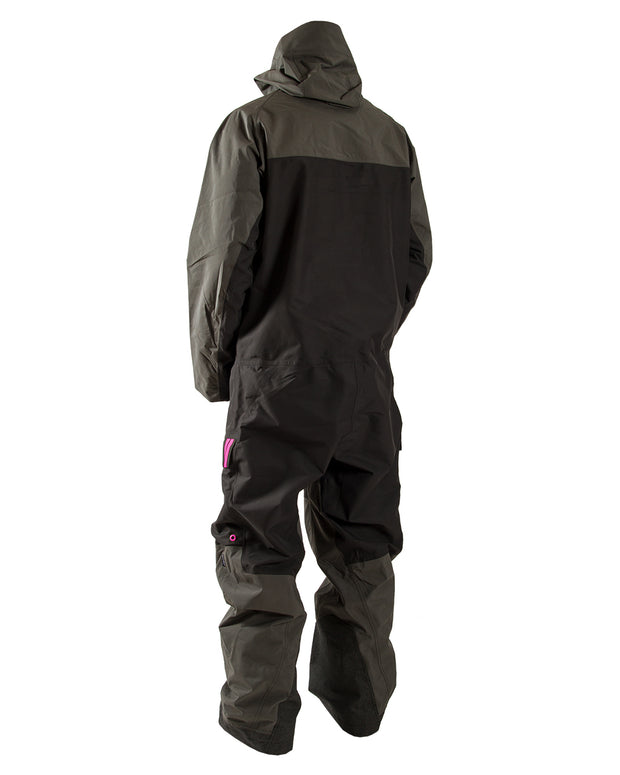 TOBE Tiro Insulated Mono Suit, Dark Ink Pink - Back
