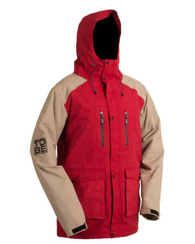 Vector Jacket, Red