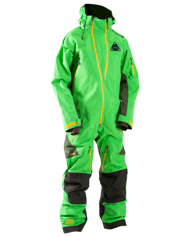 Vivid Mono Suit, Rifle Green