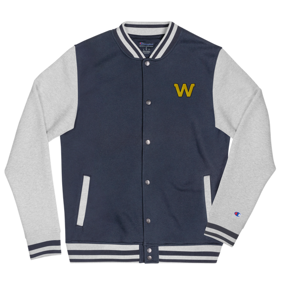 The W Bomber Jacket