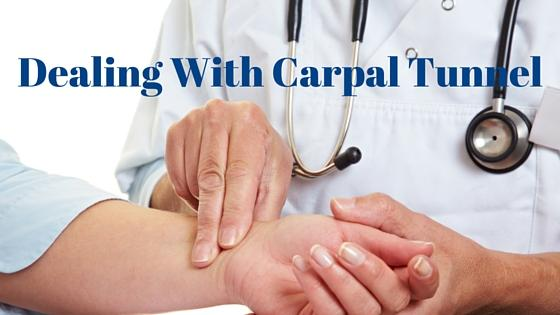 Tips for Easing Carpal Tunnel Pain