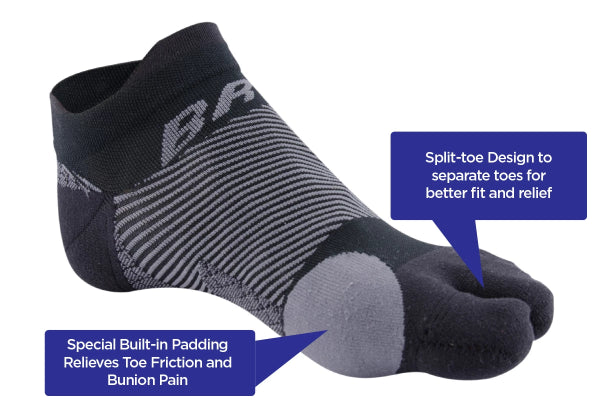 BR4 Bunion Socks/HV3 Splint Bundle