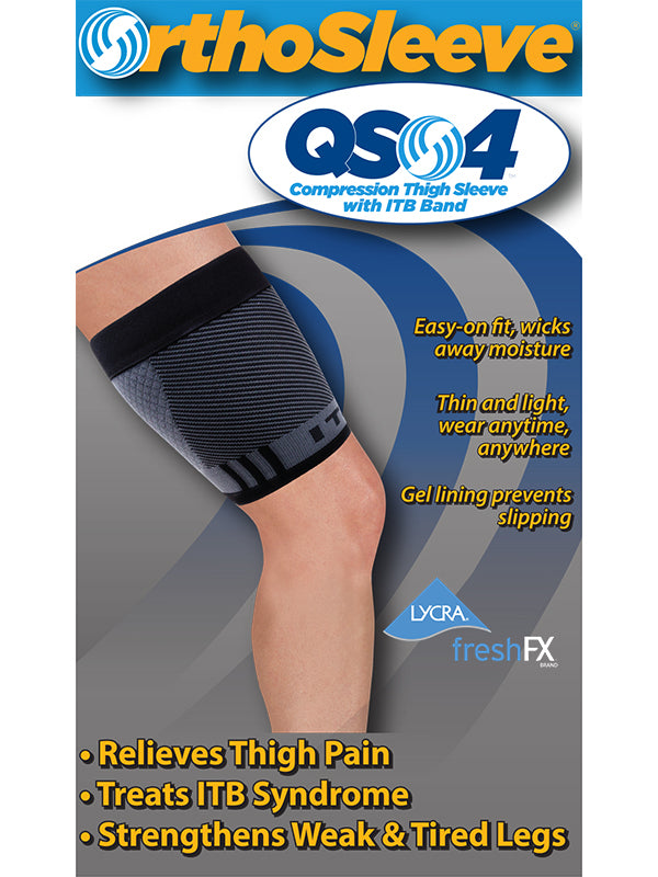Thigh Compression Sleeve - The QS4