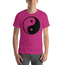Load image into Gallery viewer, YIN YANG Short-Sleeve Unisex T-Shirt