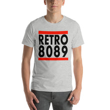 Load image into Gallery viewer, Old School RETRO 8089 Short-Sleeve Unisex T-Shirt