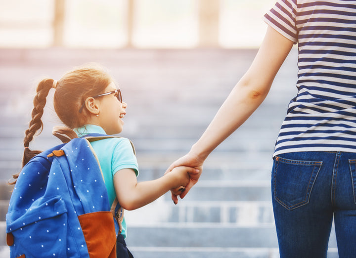 Back to School Etiquette for Families