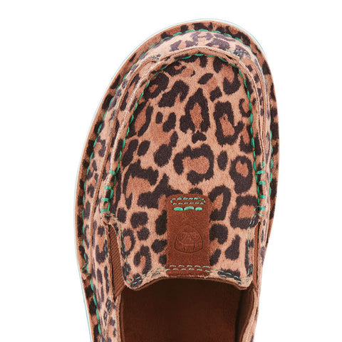 Ariat Cruiser Cheetah Brown