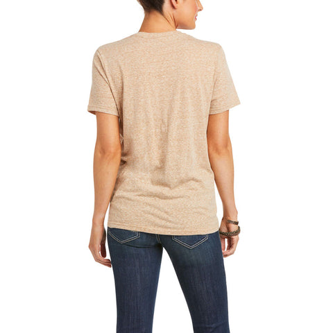 Ariat Cowboys & Whiskey Tee