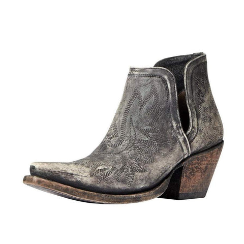 Ariat Dixon Distressed Black