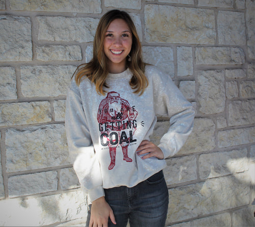 SB Getting Coal Sand Bleached Sweatshirt