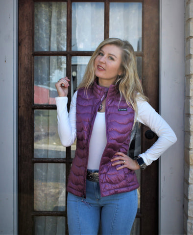 Ariat Rosa Cocoa Down Vest