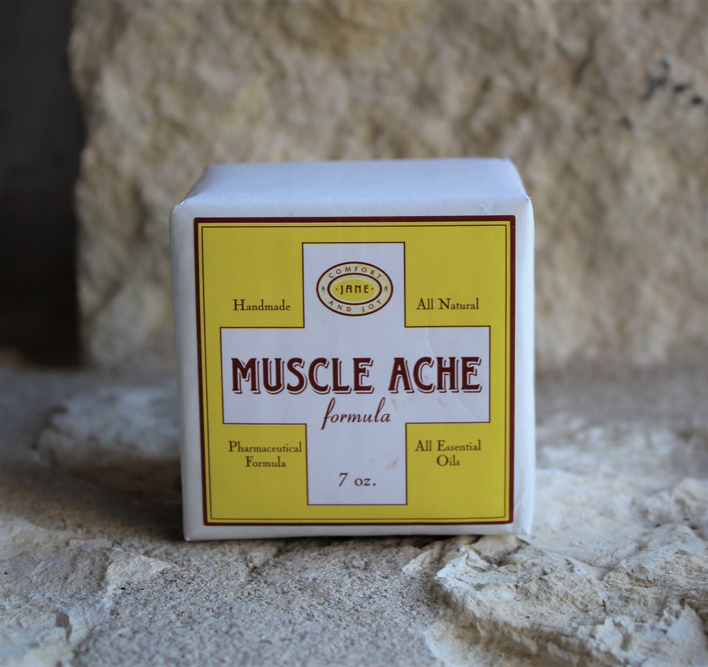 Jane Bath Cube Muscle Ache