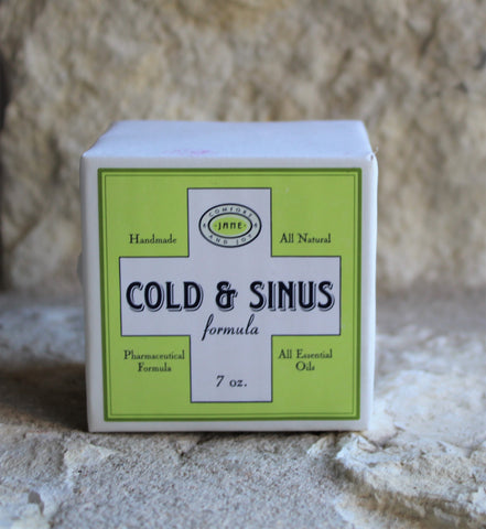 Jane Bath Cube Cold & Sinus