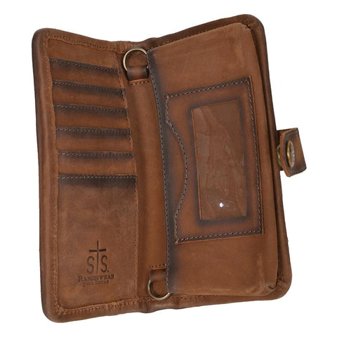 STS Sedona Crossbody Wallet