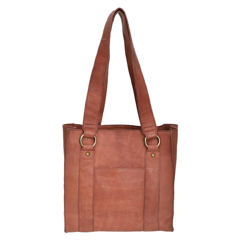 STS Delilah Shopper Cowhide
