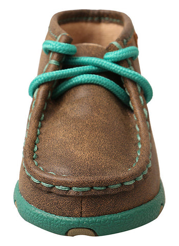Twisted X Infant Chukka Bomber/Turquoise