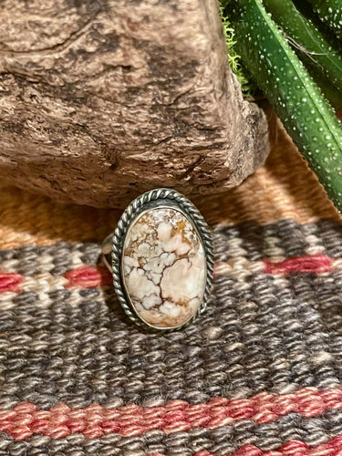 IT Wild Horse Stone Ring