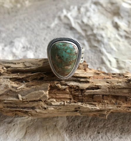 FAT Royston Turquoise Ring