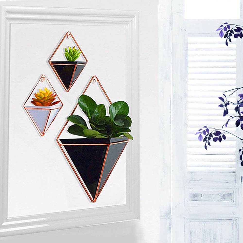 Small Hanging Wall Planter