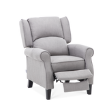 Plaid Fabric Multi-Functional Recliner Armchair - Lifelook Store