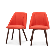 Set of 2 Cool Simple Dining Chairs - Lifelook Store