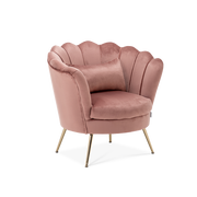 Lotus Velvet Accent Tub Chair - Lifelook Store