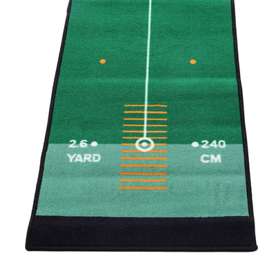 3m Home Practice Pad Golf Putting Mat Indoor Training Aids Putter Trainer