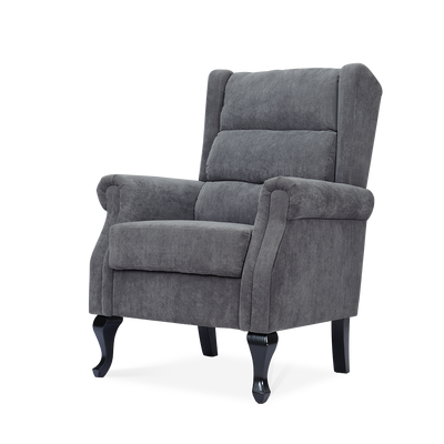 Fluffy Lined Corduroy Armchair - Lifelook Store