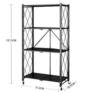 Home Kitchen Storage Rack Shelf Unit Display Stand Bookshelf