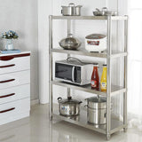Kitchen Stainless Steel Commercial Storage Shelf