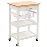 Small Size Multi-Purpose Kitchen Cart - Lifelook Store