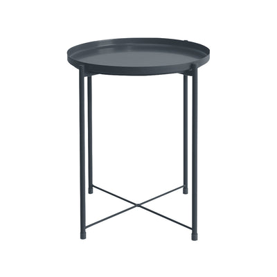Modern Slim Round End Table - Lifelook Store