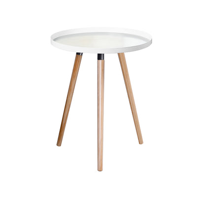 Modern Round Side Table - Lifelook Store