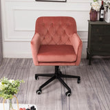Adjustable 360° Swivel Home Bedroom Office Chair