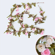 Decorative Artificial Little Rose Flower Vine - Lifelook Store
