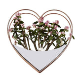 Heart-Shaped Hanging Wall Planter - Lifelook Store