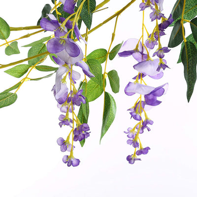 2pcs of Realistic Artificial Trailing Flower Vine - Lifelook Store