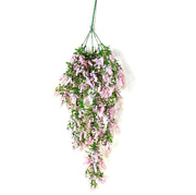 2pcs of Artificial Hanging Pink Lavender Plant - Lifelook Store