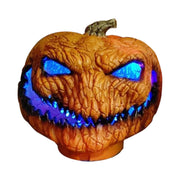 Halloween Scary LED Pumpkin Light Party Haunted House Decor Props