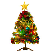 50cm Tabletop LED Artificial Mini Christmas Tree Xmas Ornament