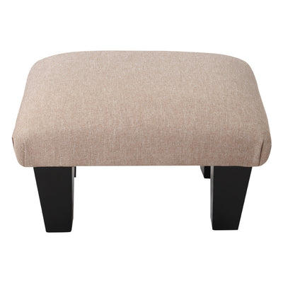 Small Linen footstool - Lifelook Store