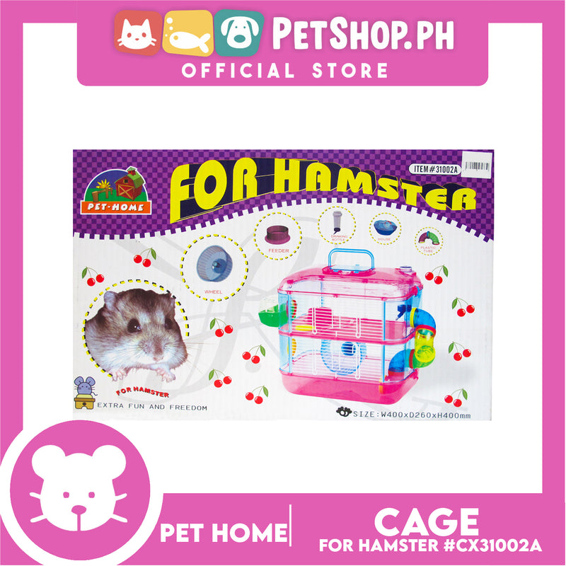 Pet Home for Hamster
