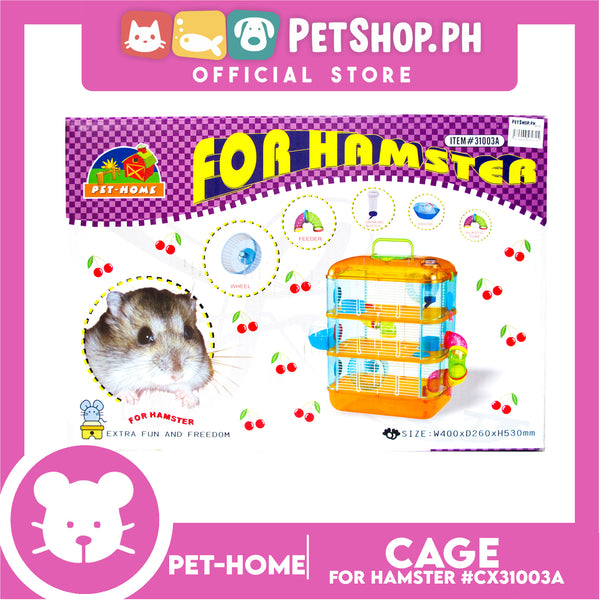 Pet Home for Hamster #CX31003A