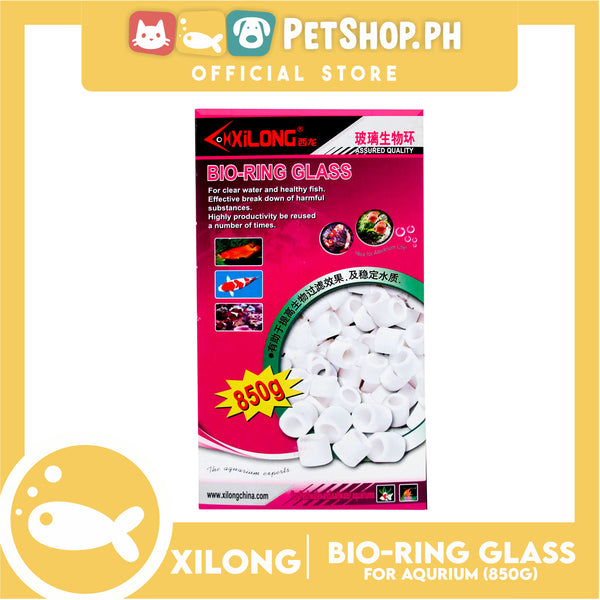 Bio Ring Glass 850G