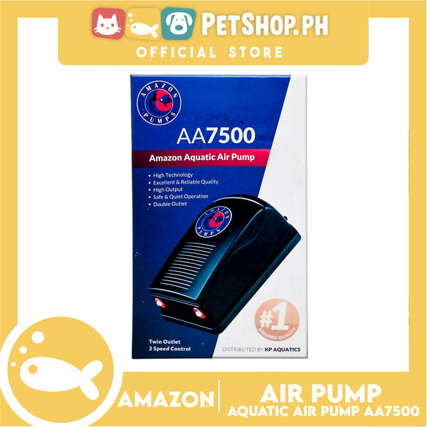 Amazon Double Air Pump AA7500