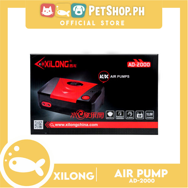 Xilong Ac/dc Rechargeable Pump AD-2000