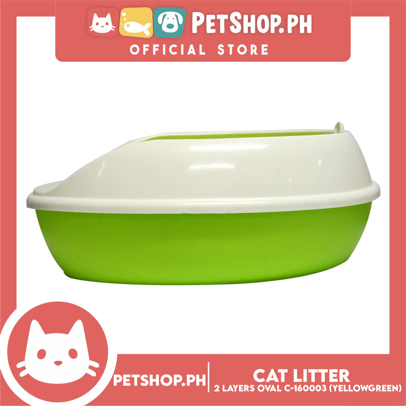 Cat Litter Box 2 Layers C-160003